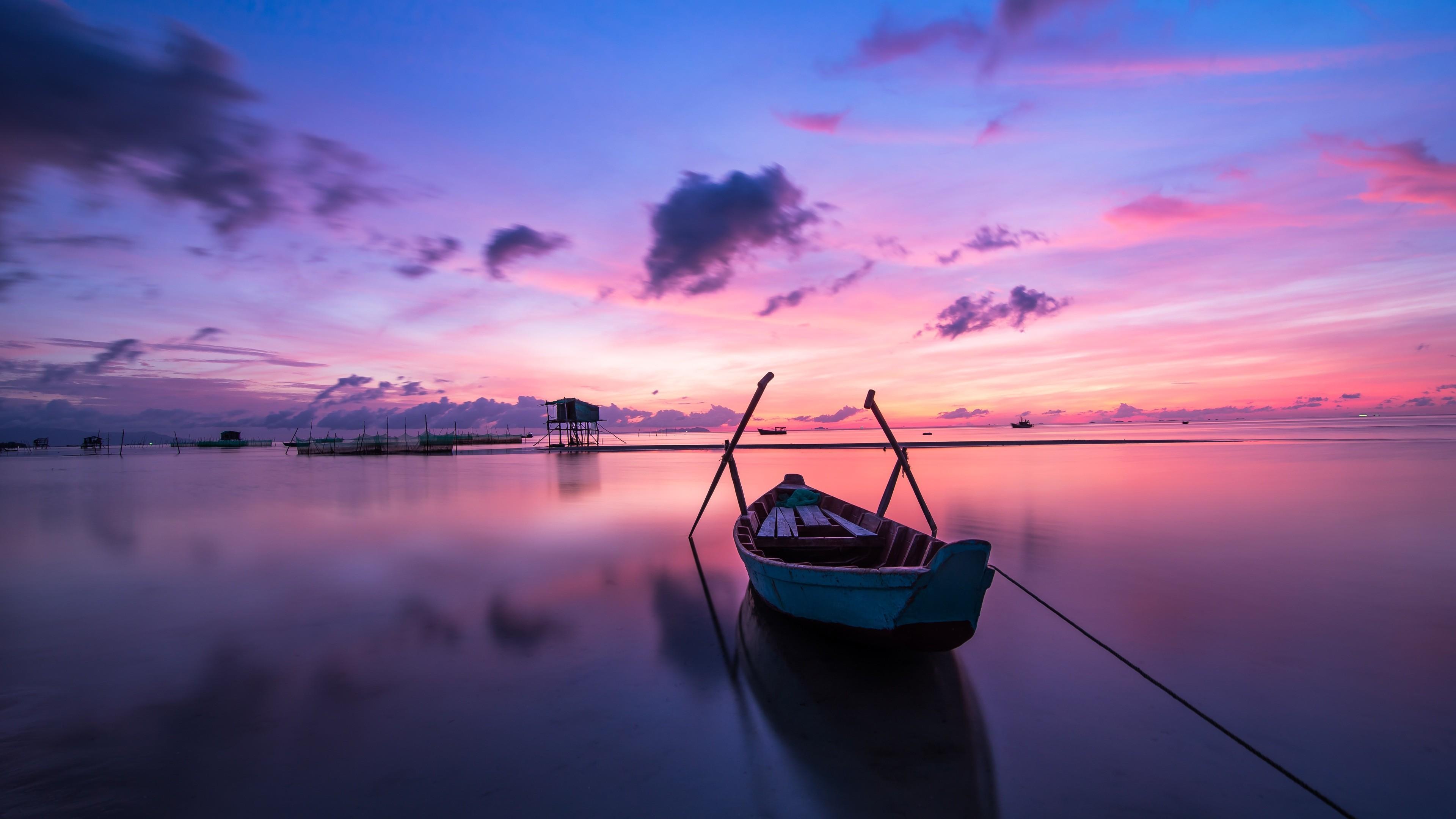 Sunset at Phu Quoc (Vietnam) wallpaper