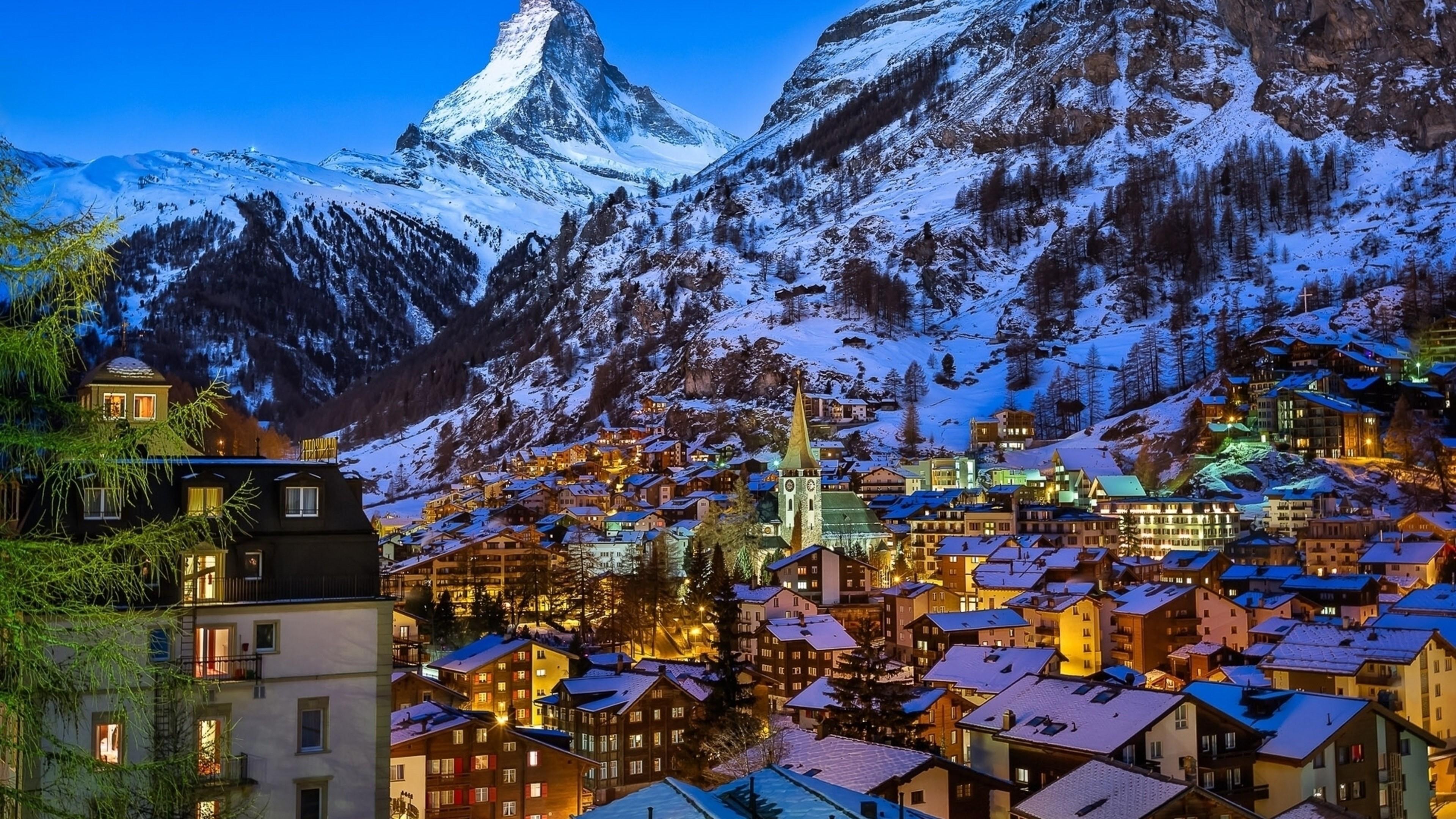 Zermatt - Switzerland wallpaper