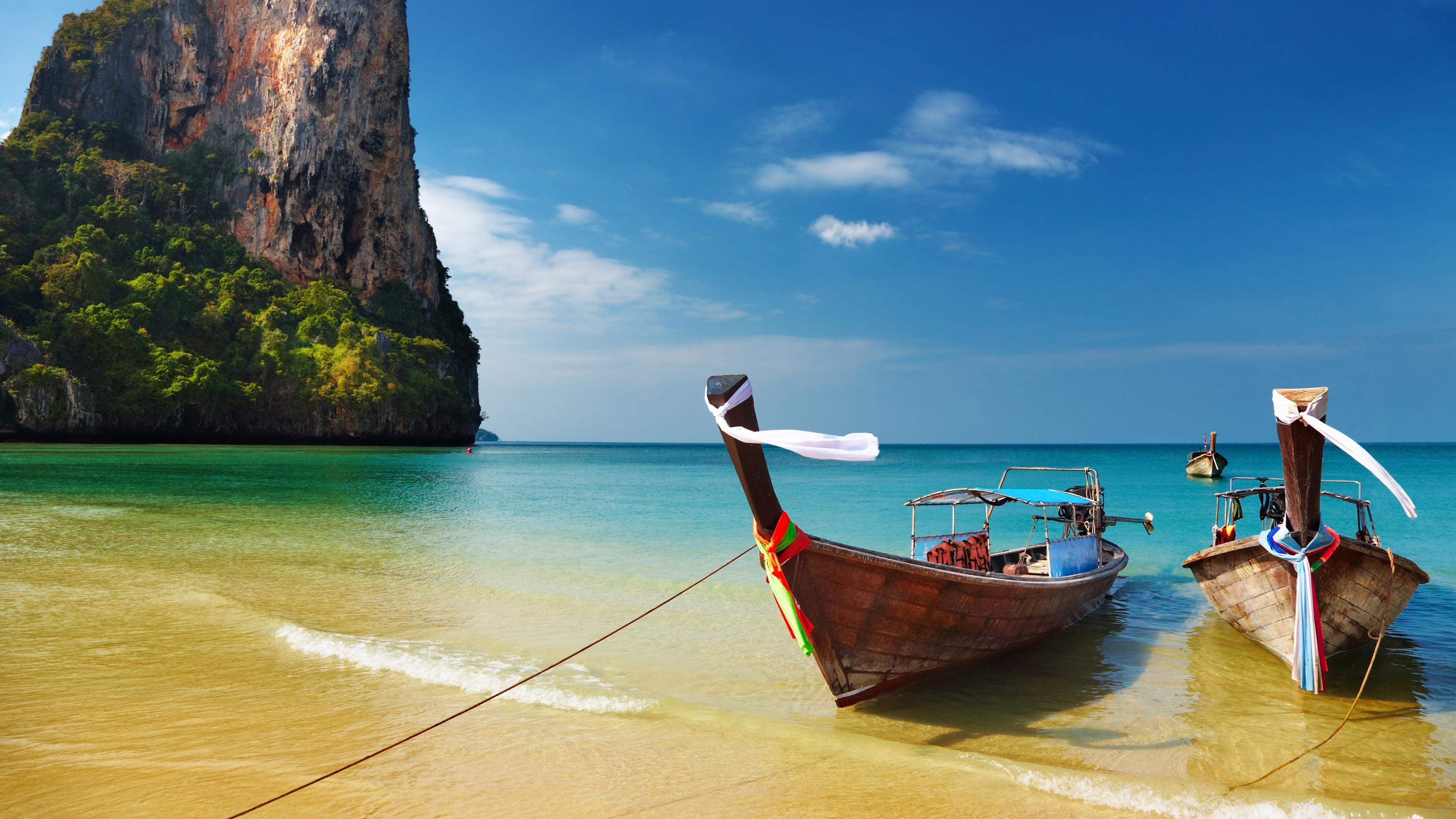 Railay Beach - Thailand wallpaper