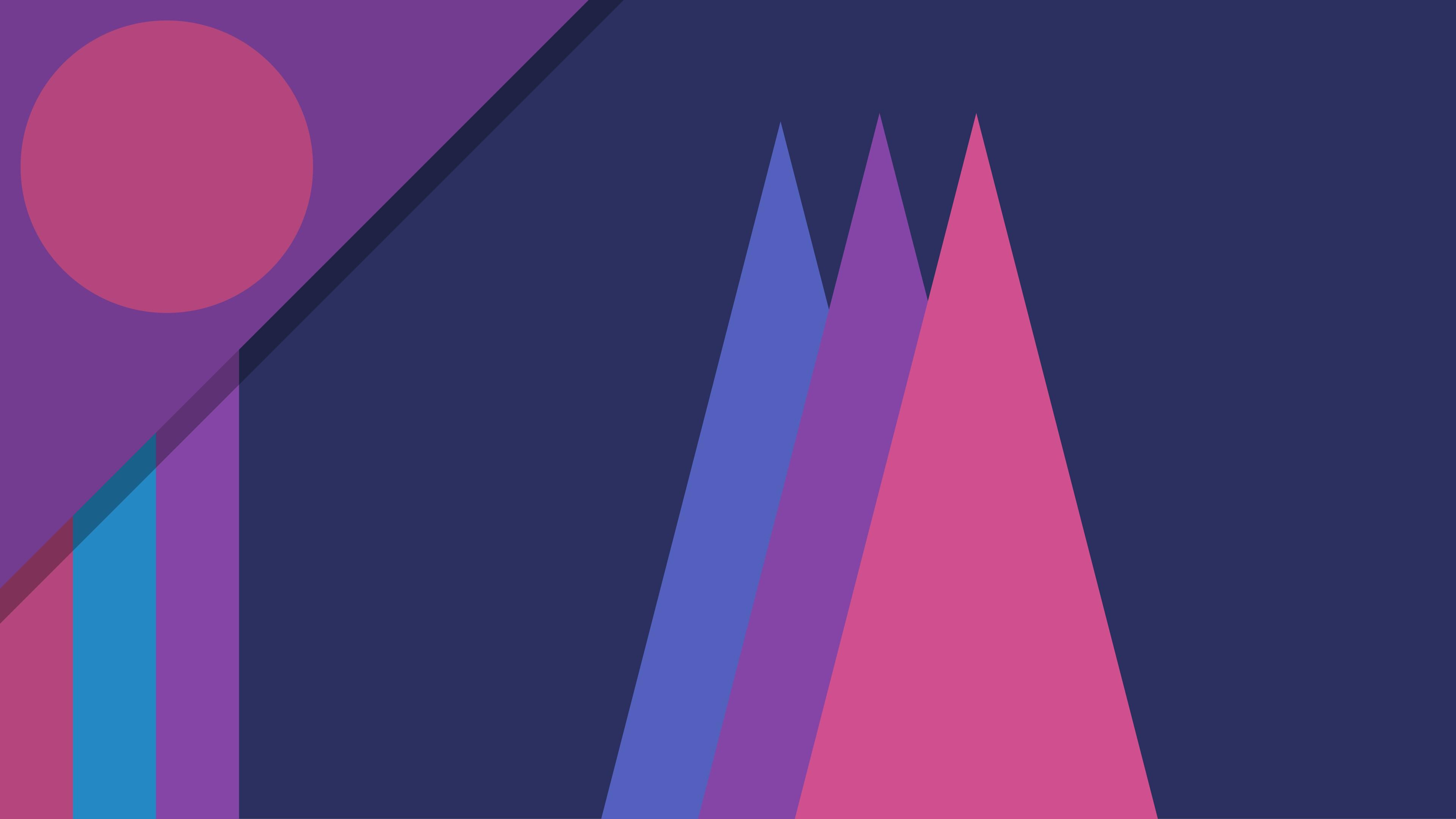 Material design art wallpaper