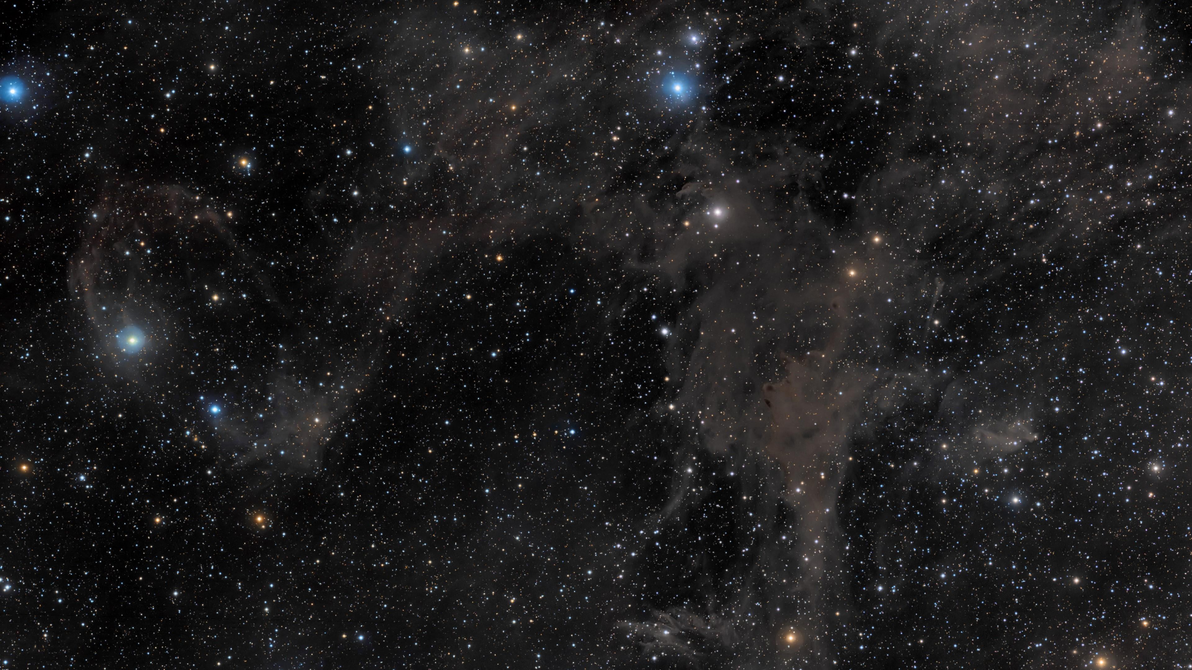 Starry sky wallpaper - backiee