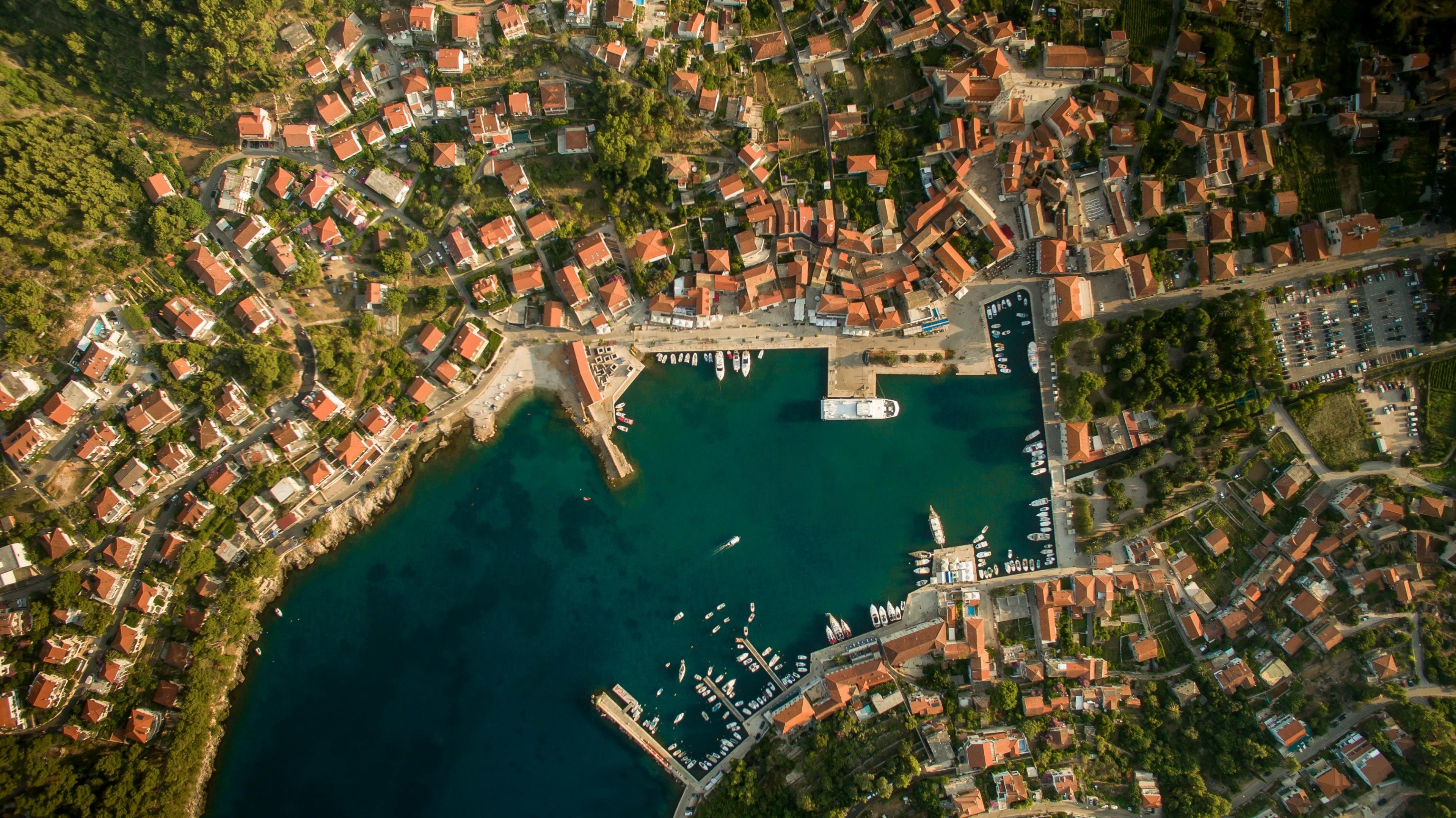 Jelsa - Hvar Island, Croatia wallpaper