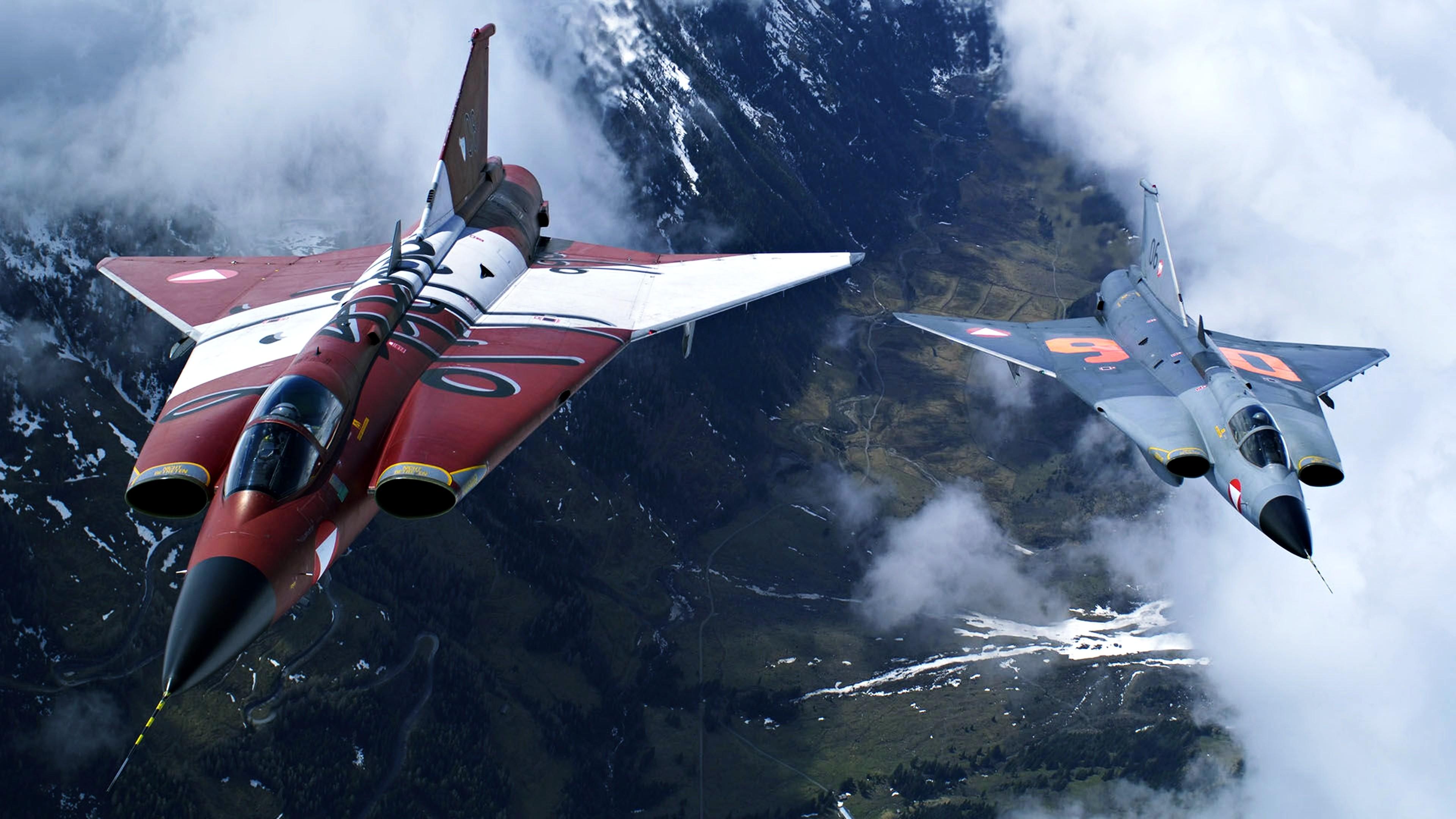 Saab JAS 39 Gripen wallpaper