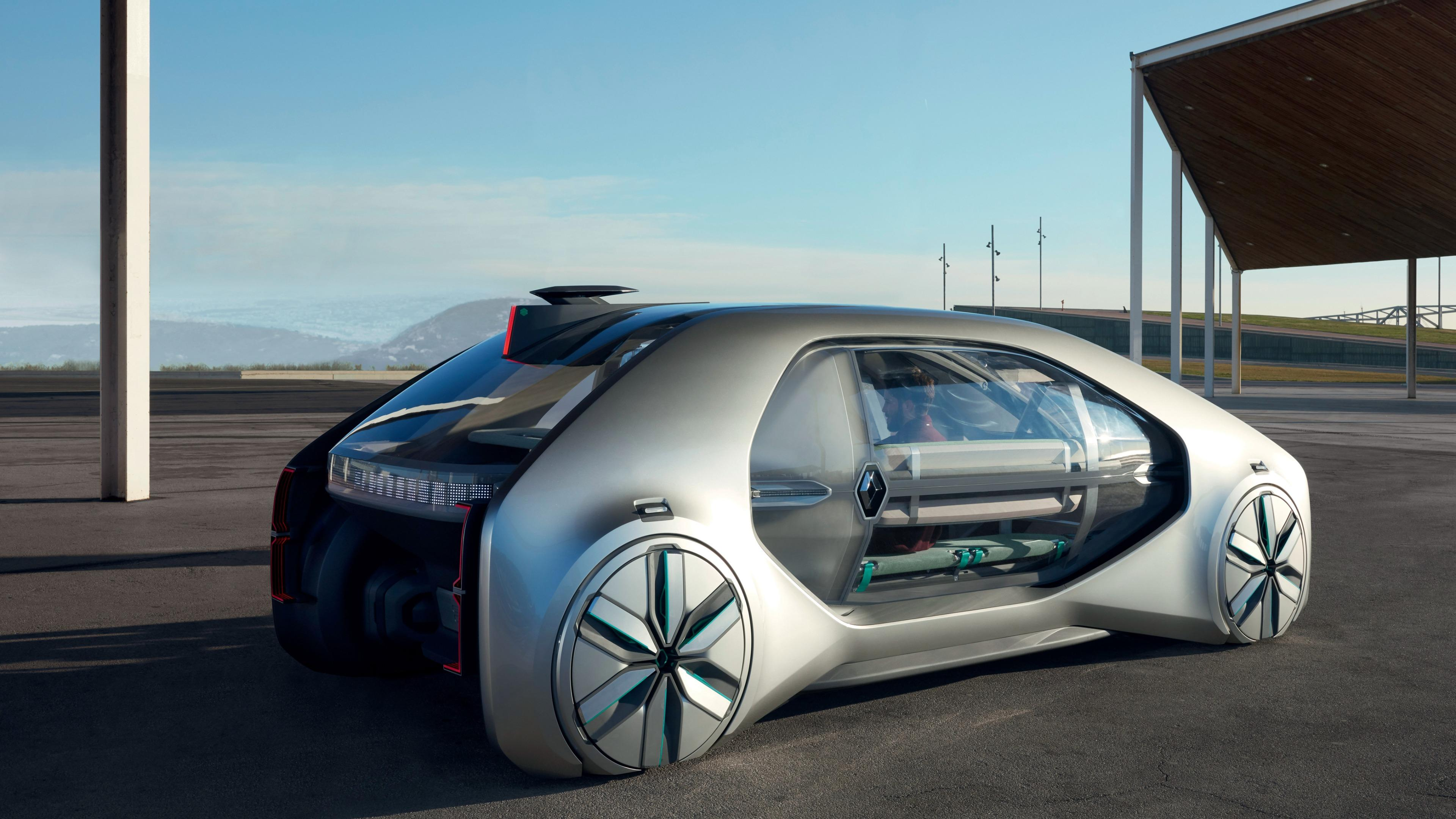 Renault EZ-GO Concept car wallpaper