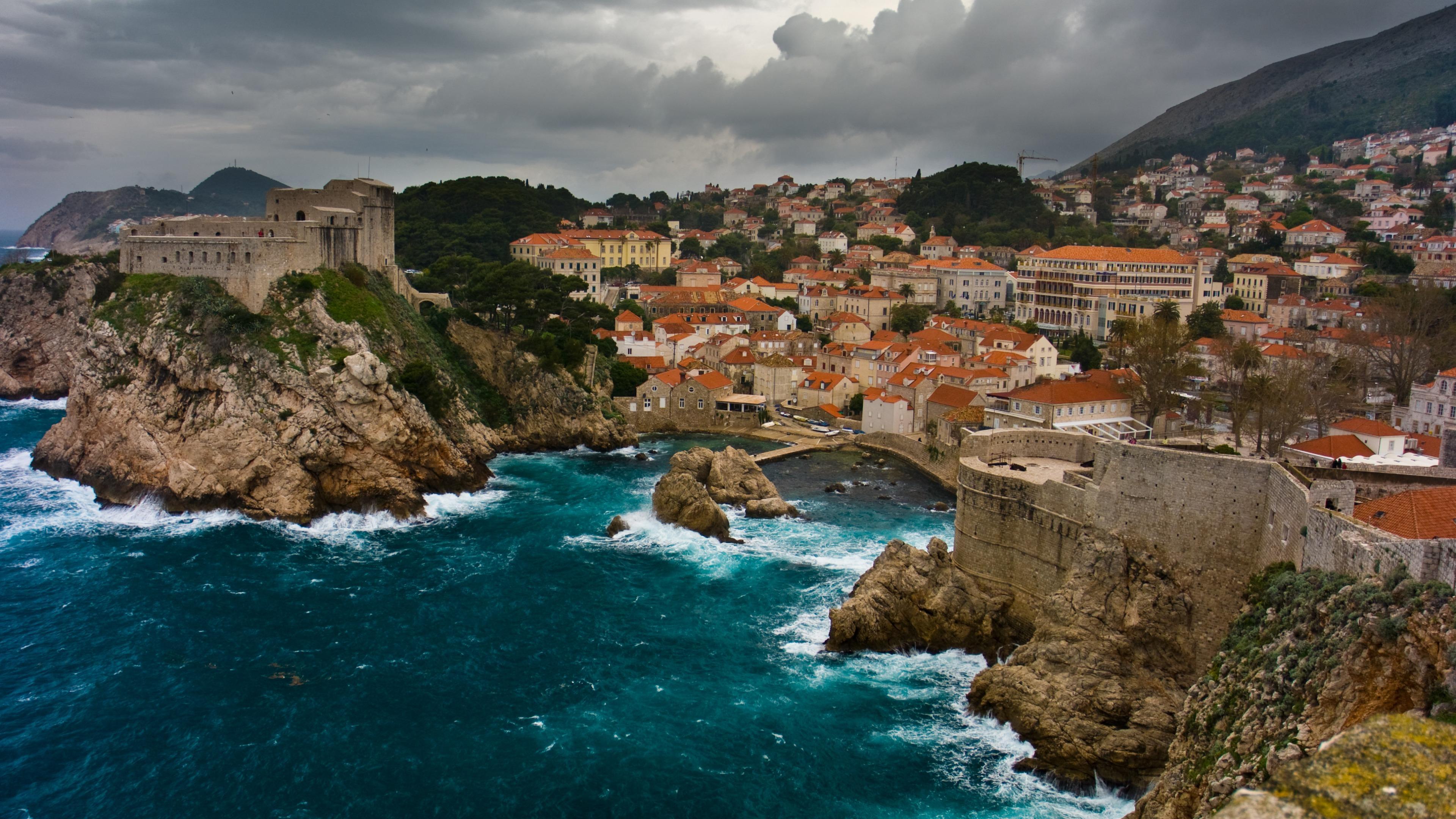 Fort Lovrijenac (Dubrovnik) wallpaper