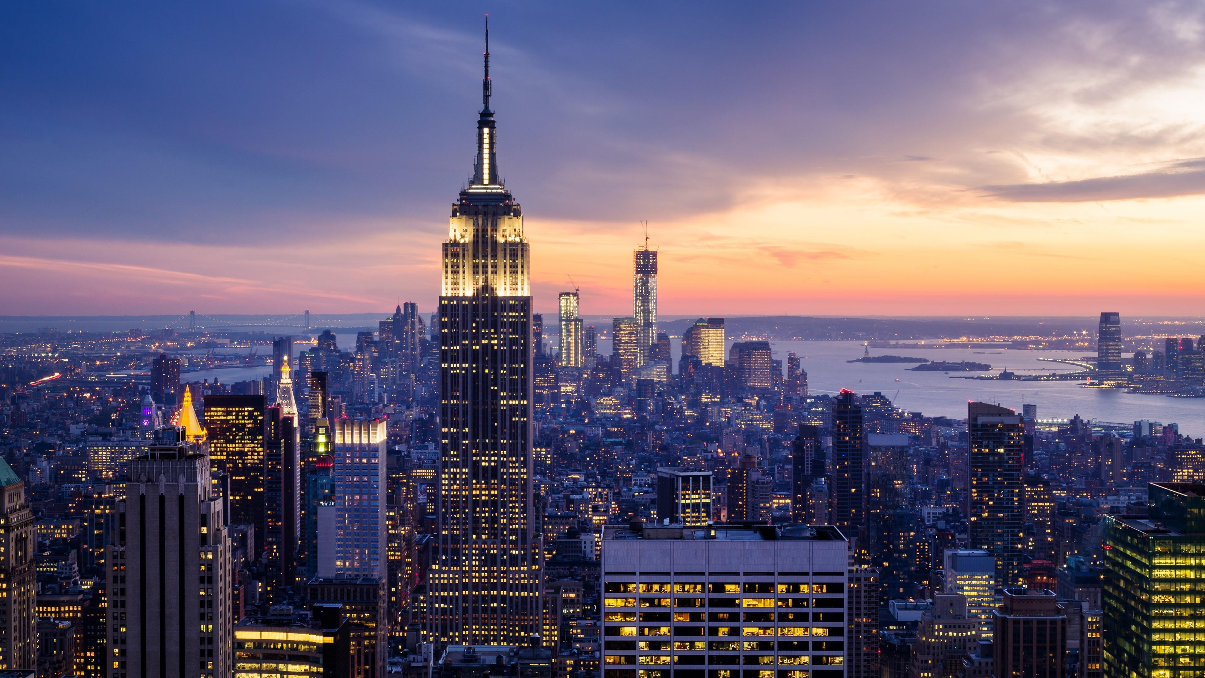 Empire State Building (New York City) wallpaper