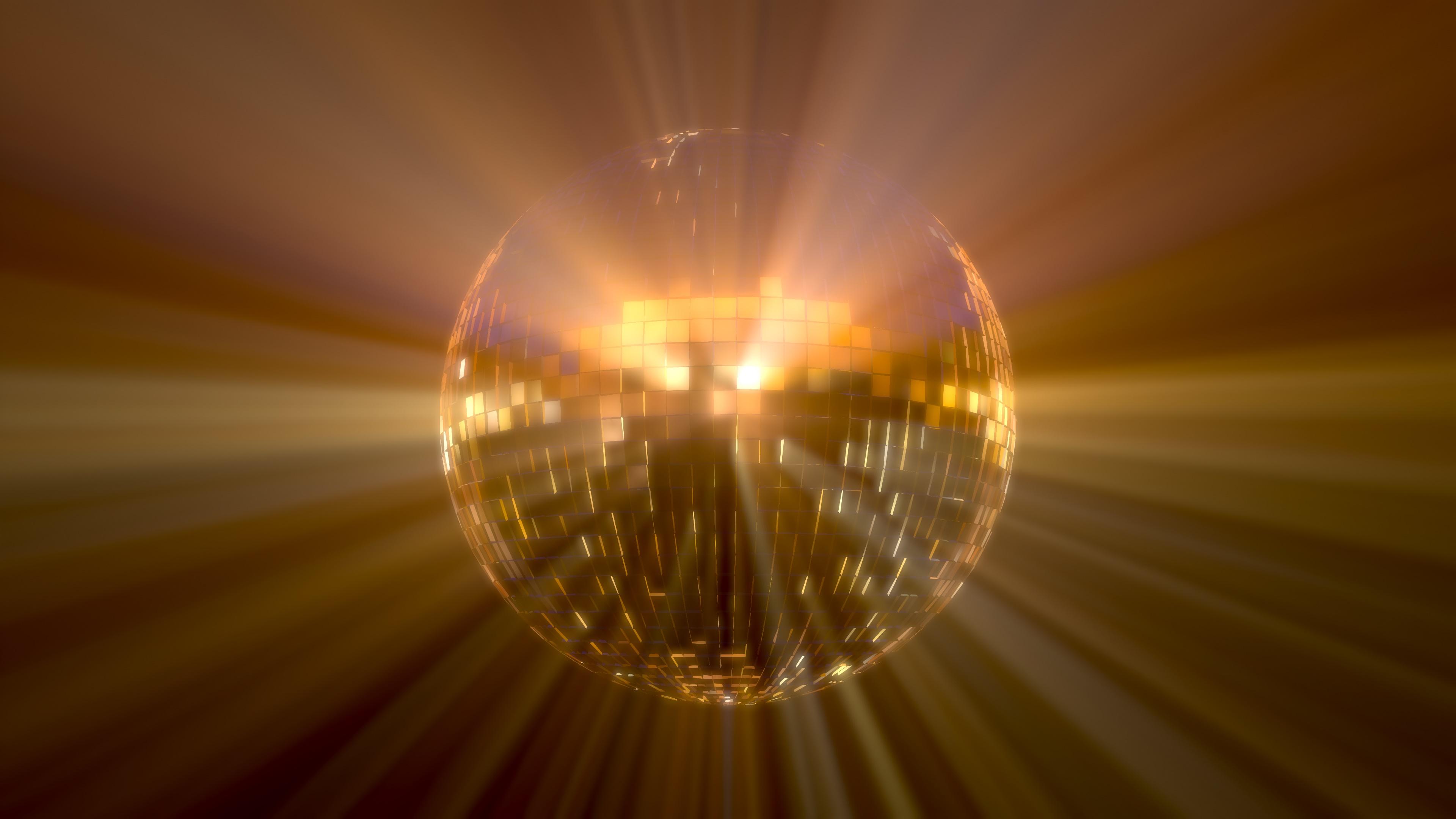 Saturday Night Disco Ball wallpaper