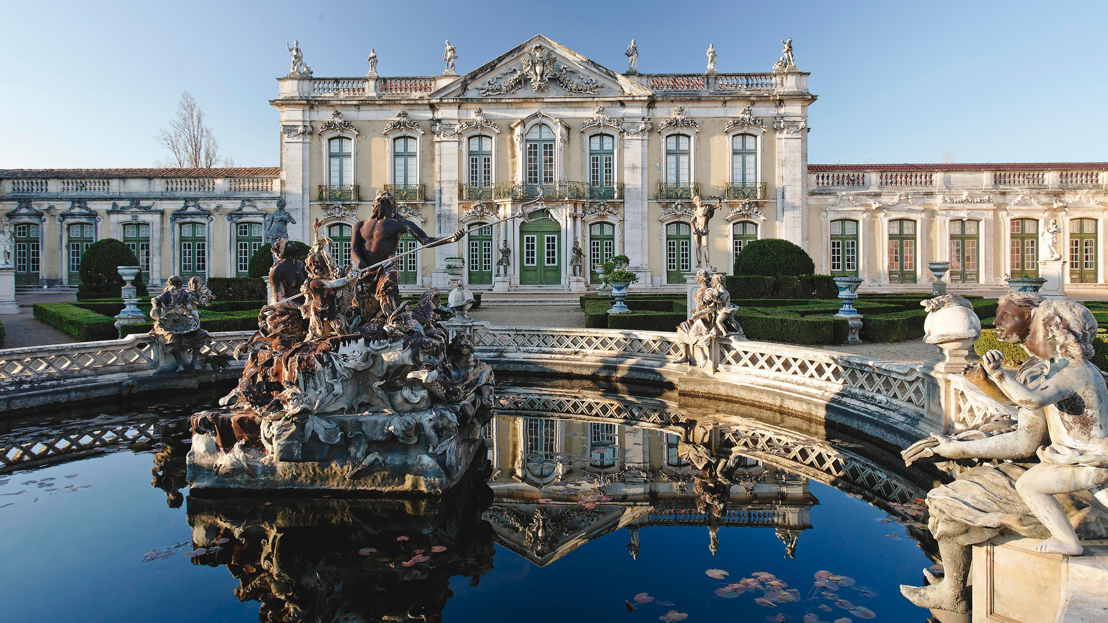 National Palace of Queluz wallpaper