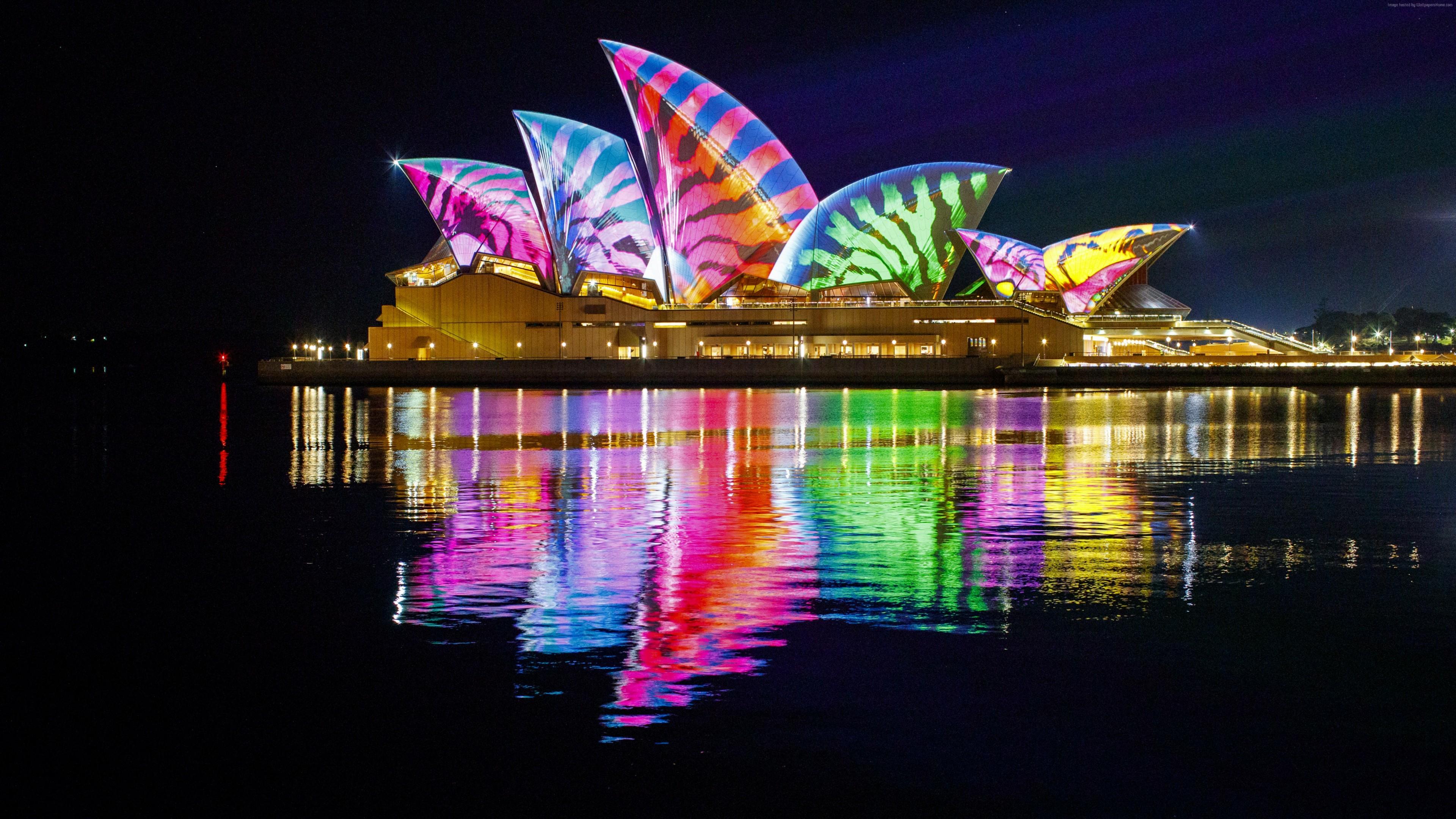 Sydney Opera House wallpaper