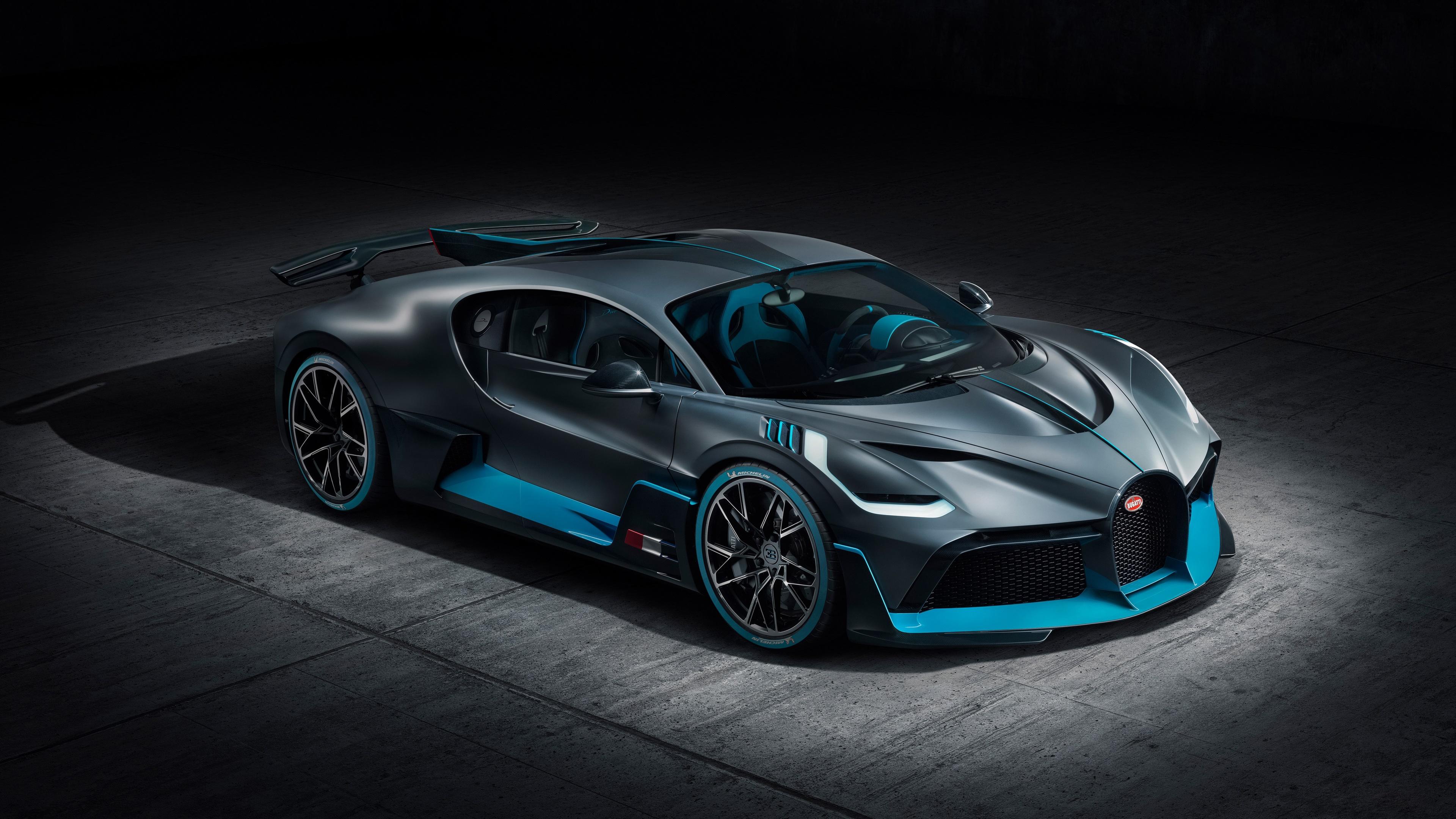 Bugatti Divo 2018 wallpaper