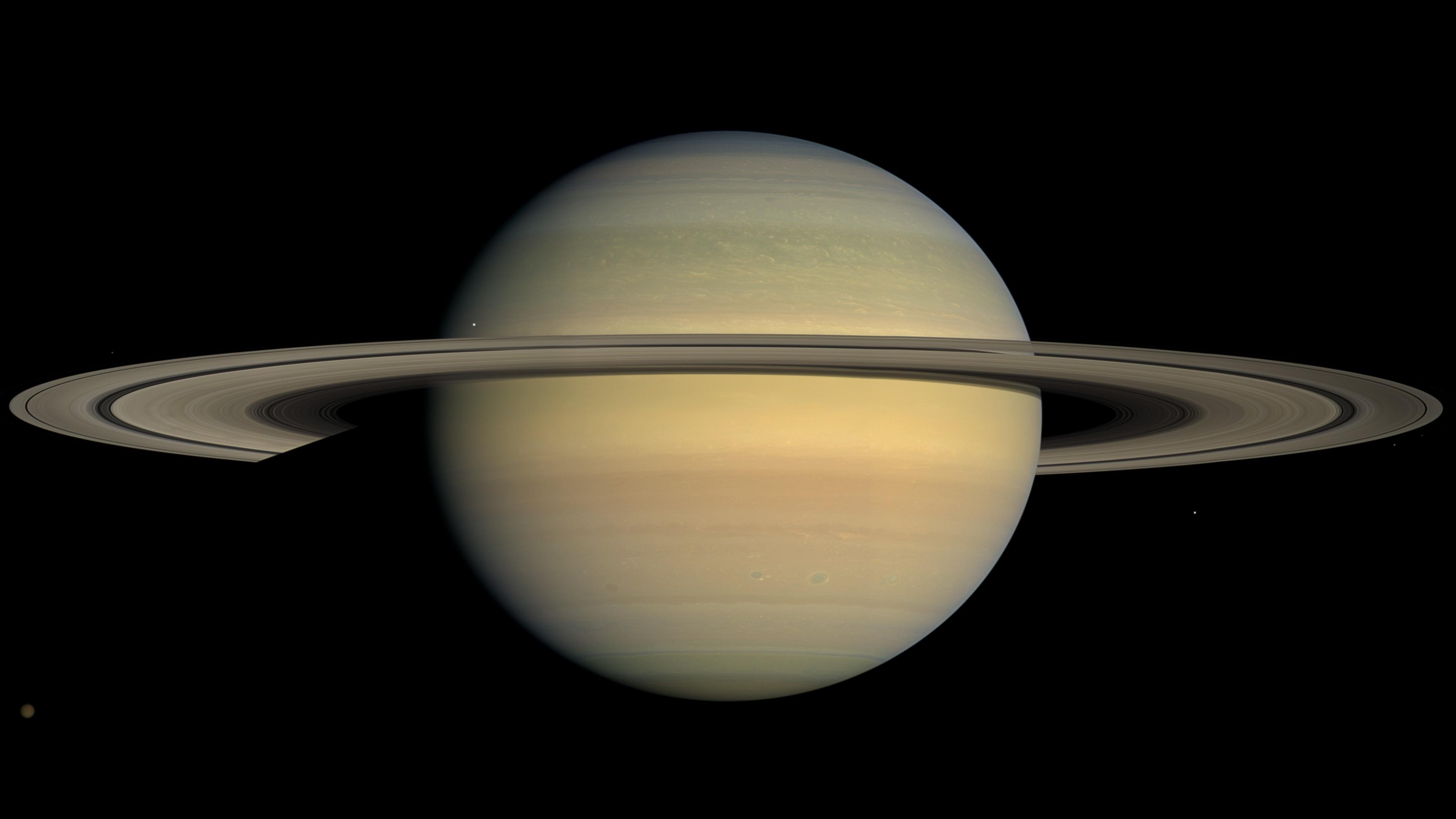 Saturn … Four Years On wallpaper