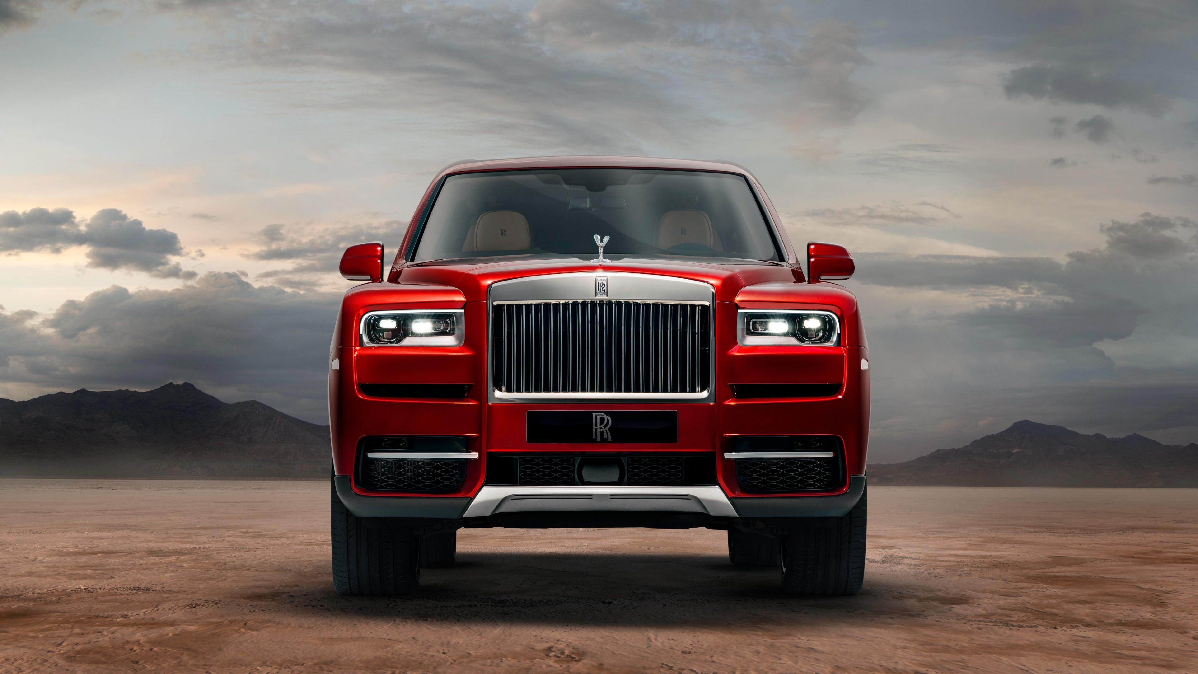 2019 Rolls-Royce Cullinan wallpaper