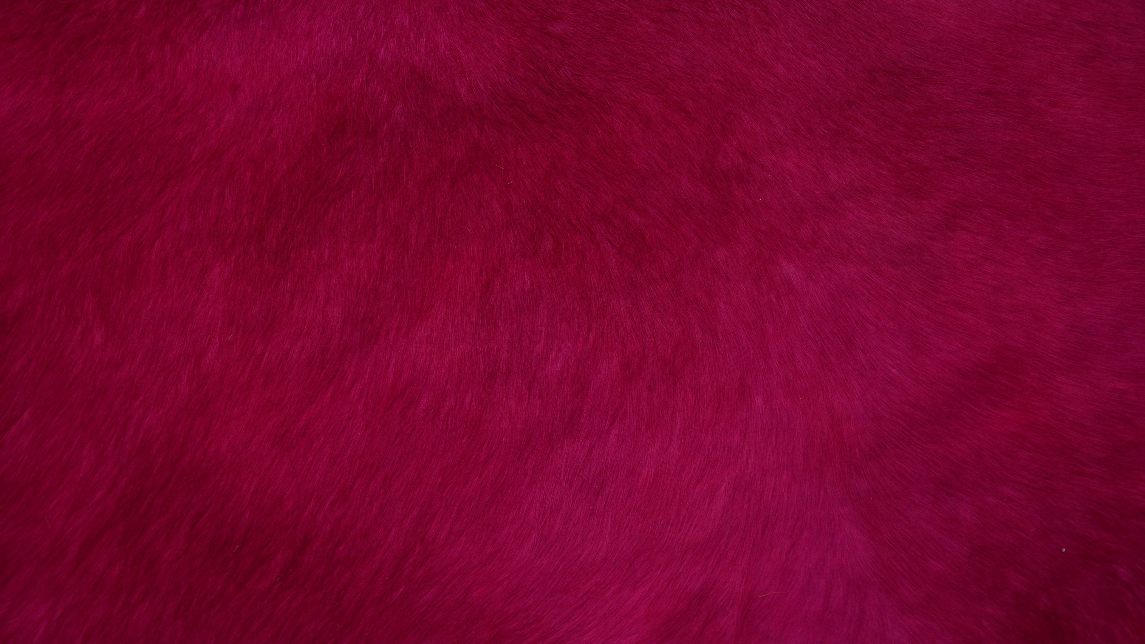 Red fur wallpaper