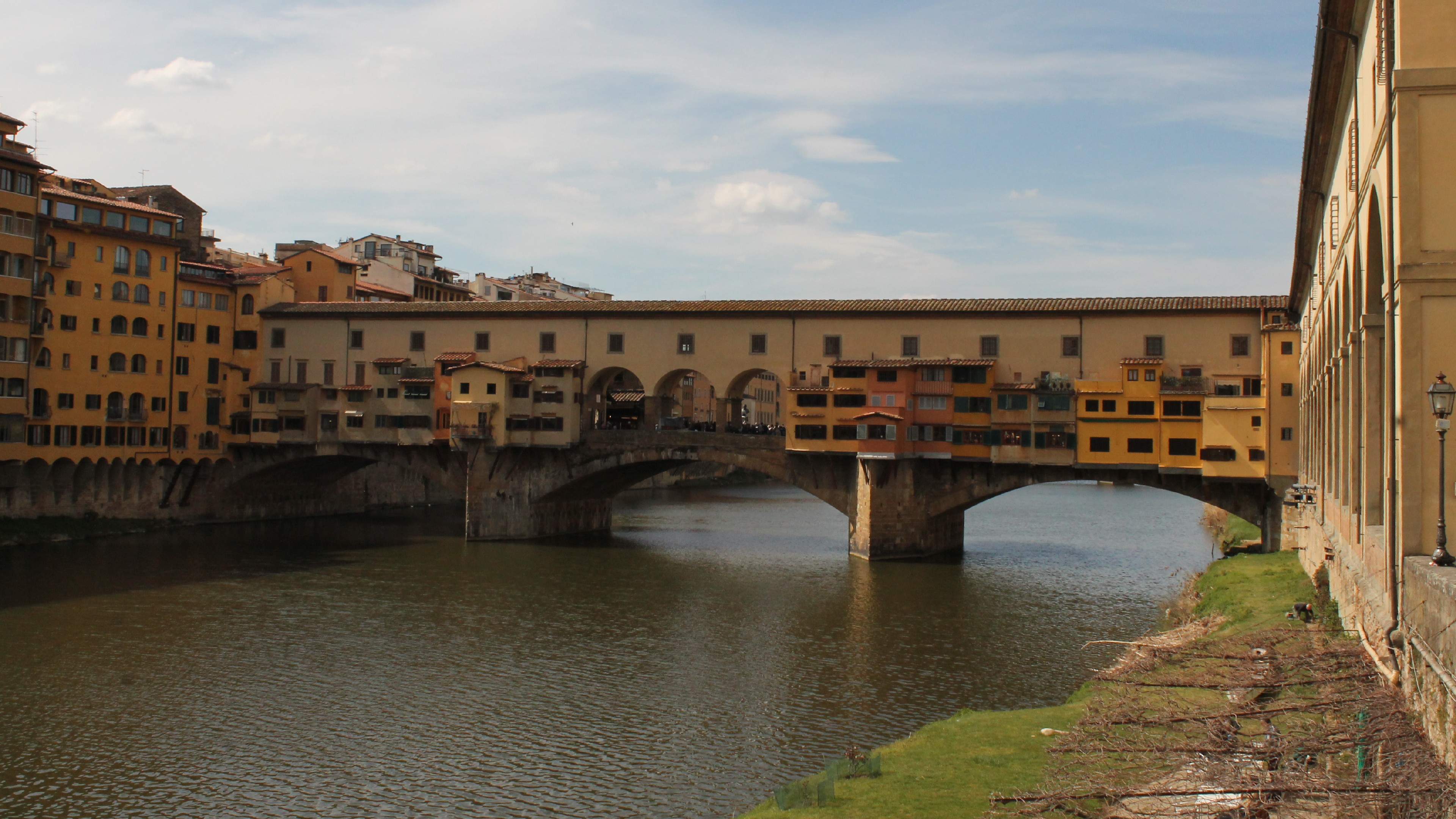 Ponte Vecchio, Florence wallpaper