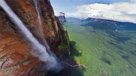 Angel Falls (Canaima National Park) wallpaper