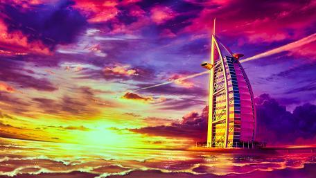 Burj Al Arab wallpaper