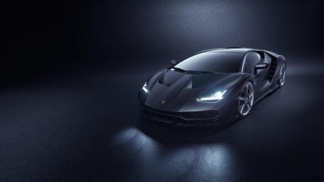 Lamborghini Centenarió wallpaper