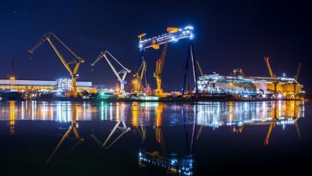 Upalinko Shipyard wallpaper