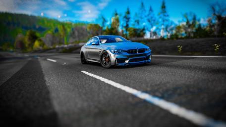 BMW M4 GTS wallpaper