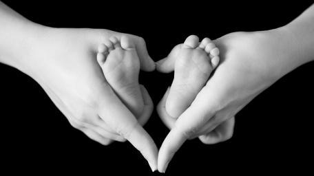 baby heart wallpaper