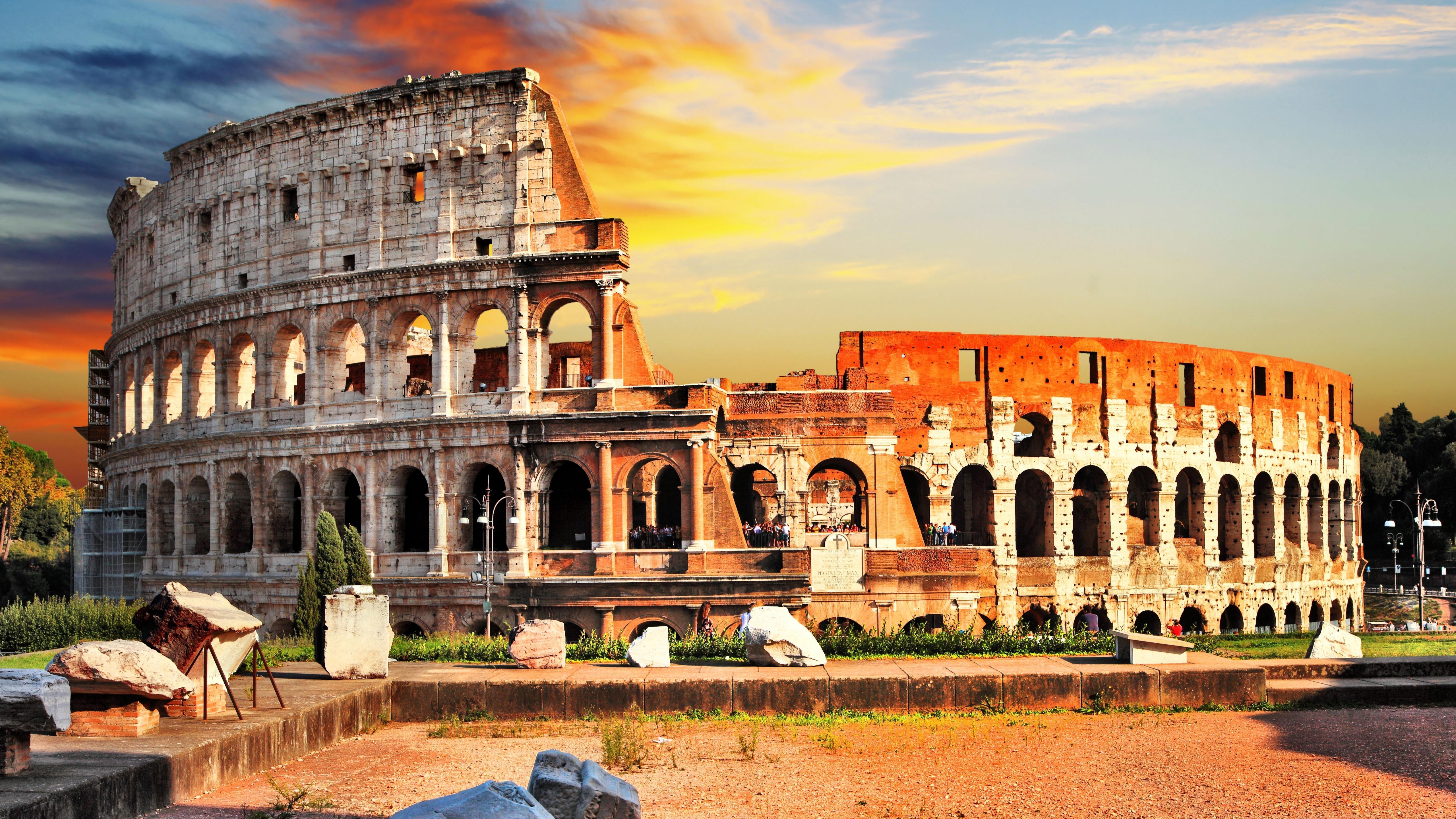 Colosseum (Rome, Italy) wallpaper