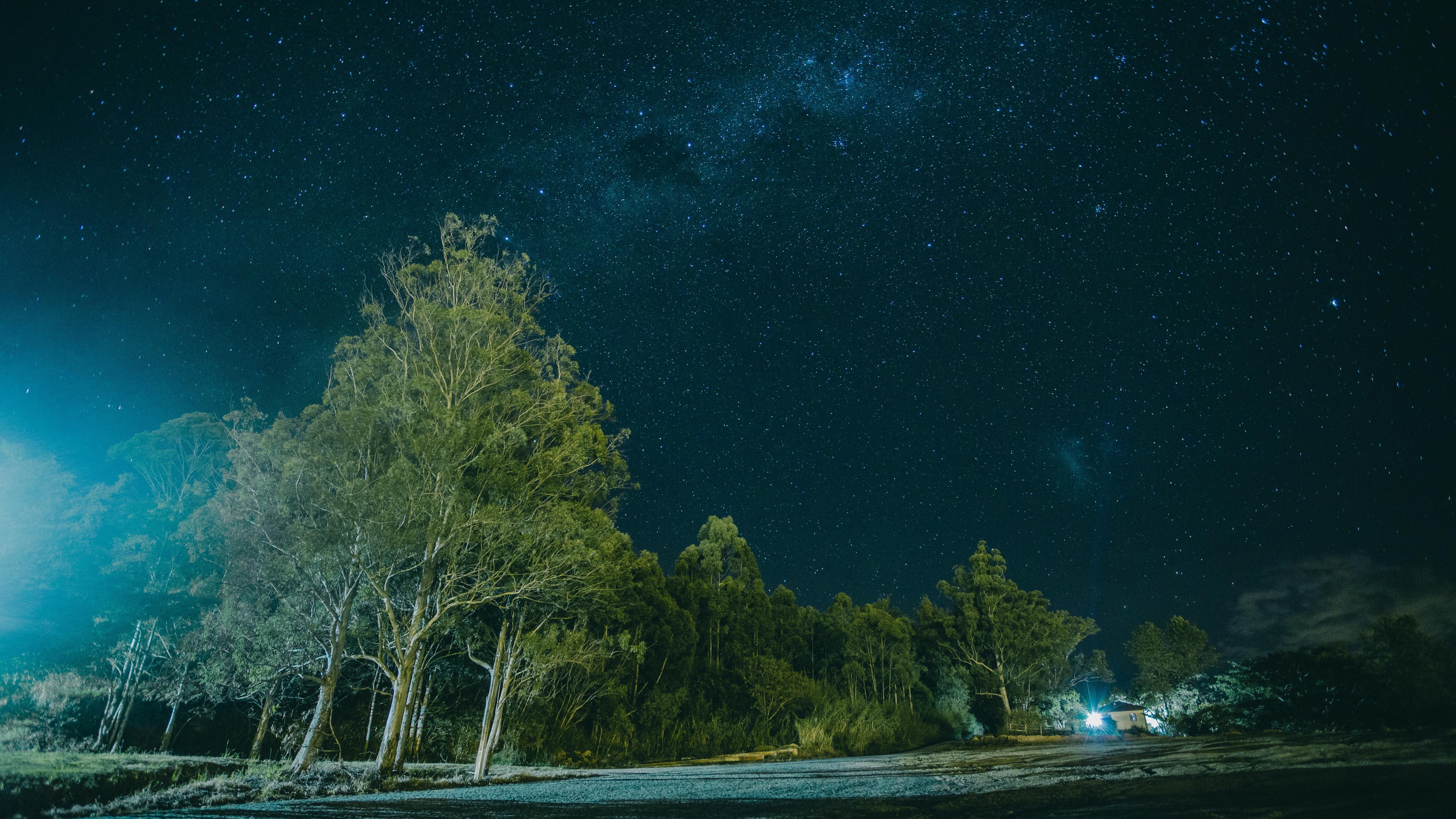 Milky way wallpaper
