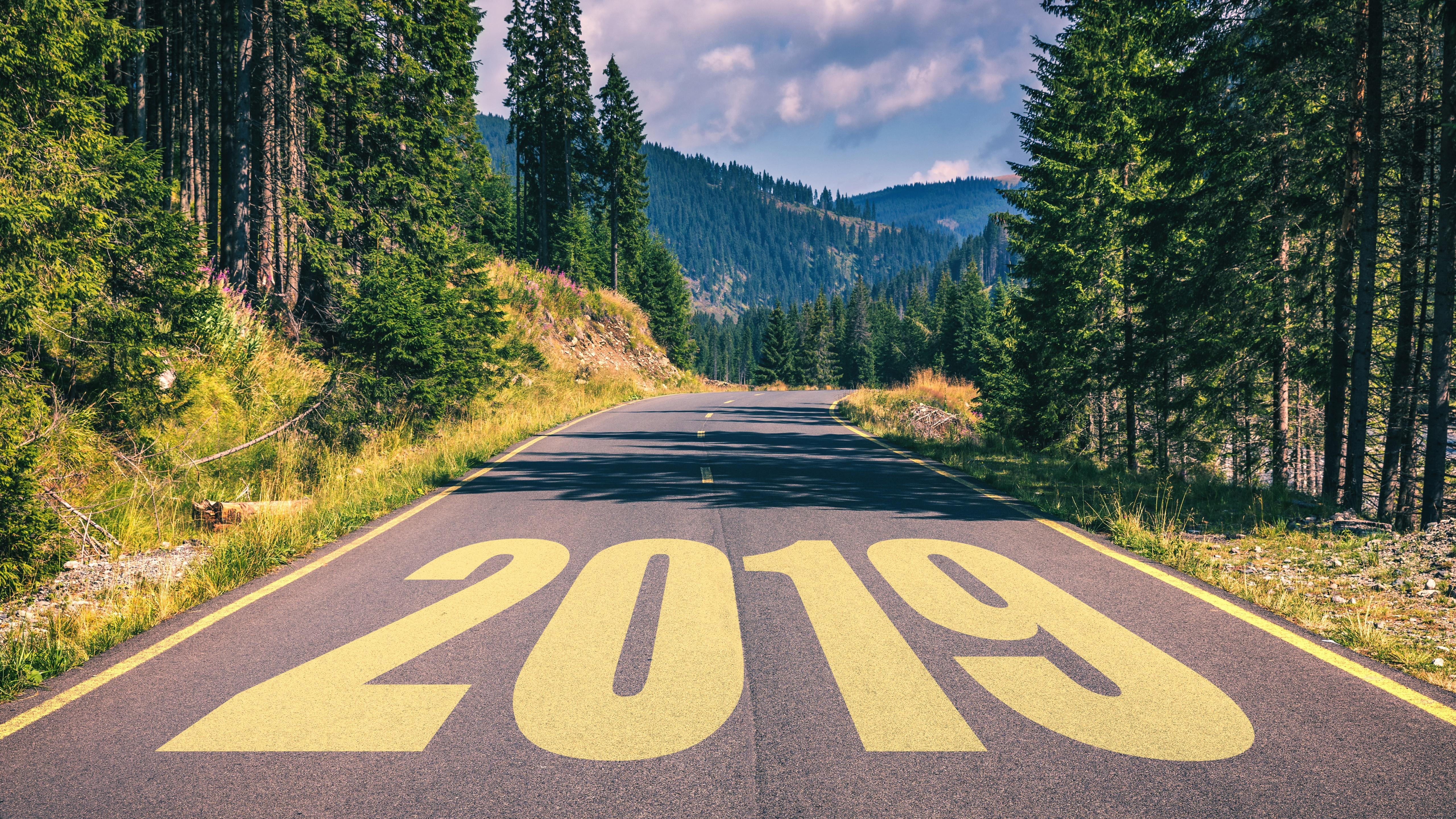2019 Highway wallpaper