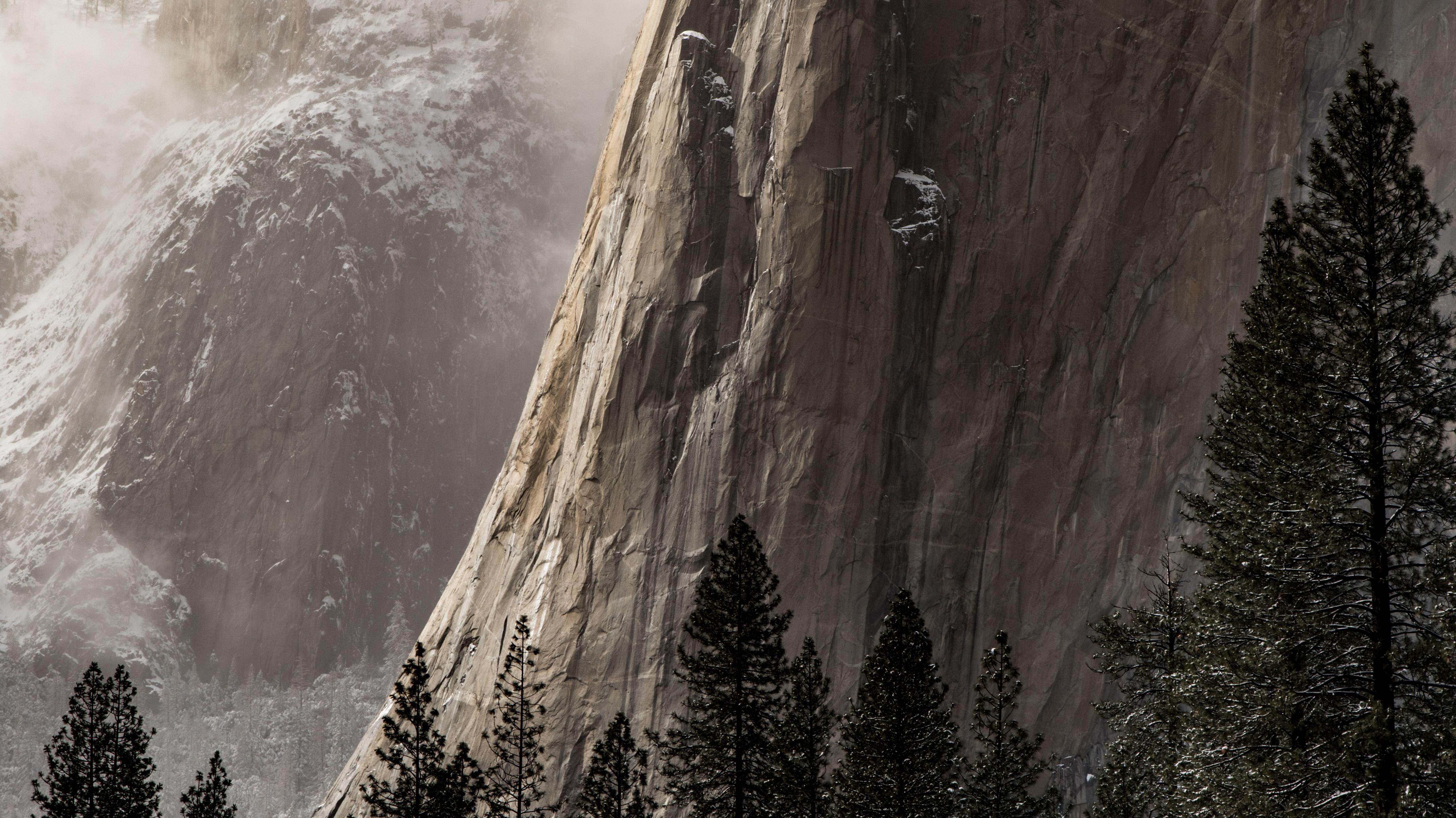 Yosemite Valley wallpaper