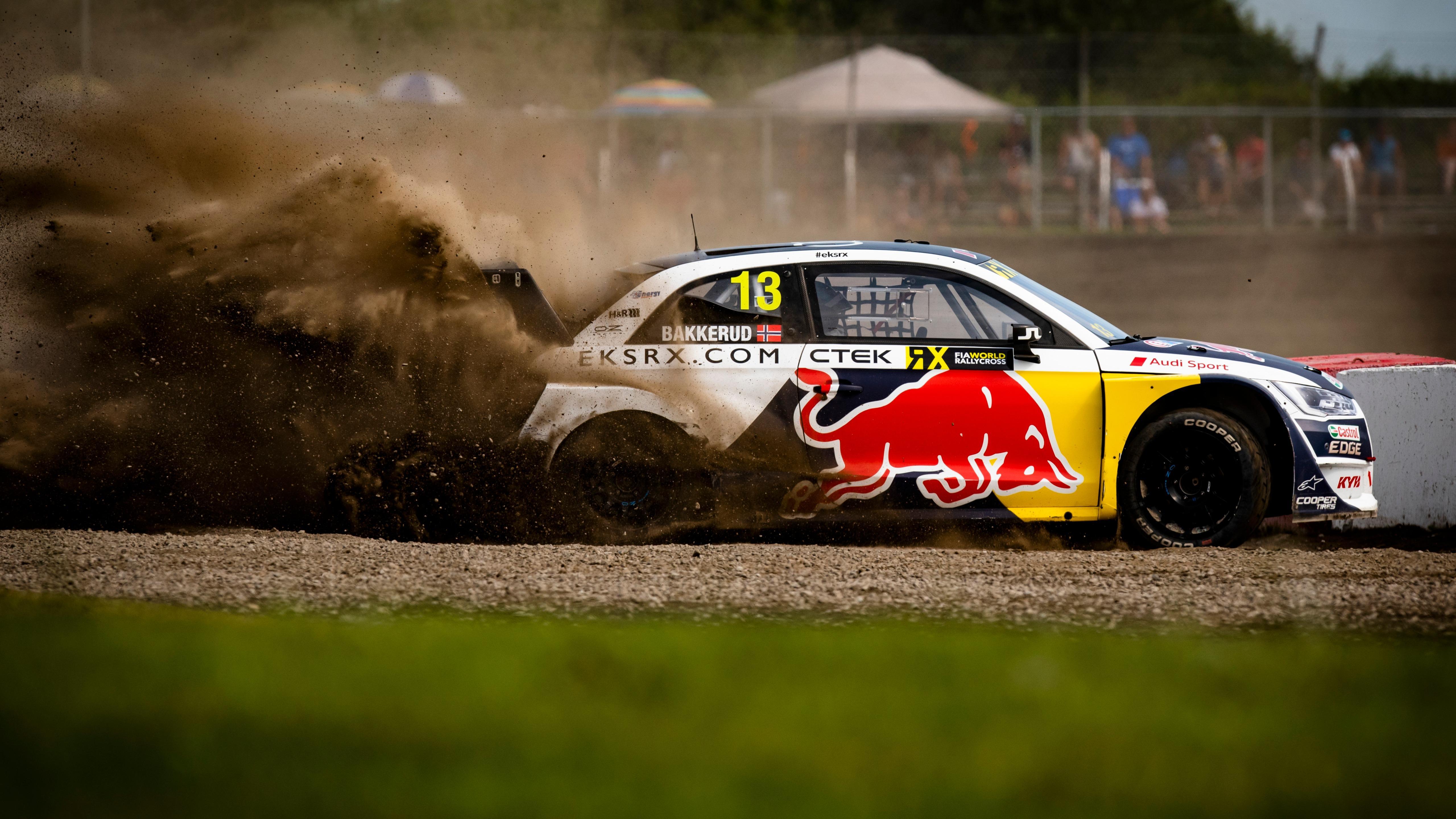 2018 FIA World Rallycross Championship Round 7 wallpaper