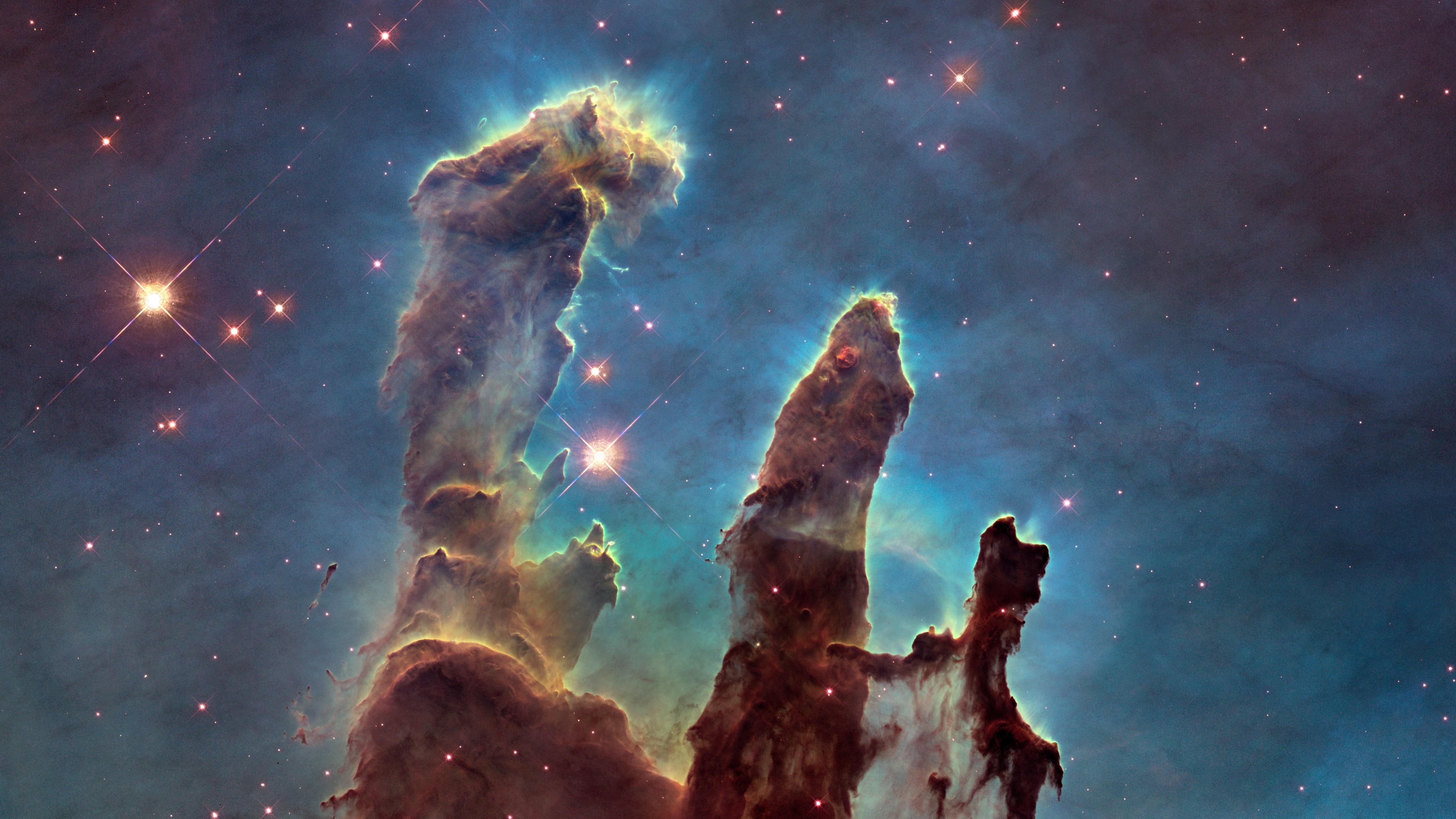 Pillars of Creation wallpaper - backiee