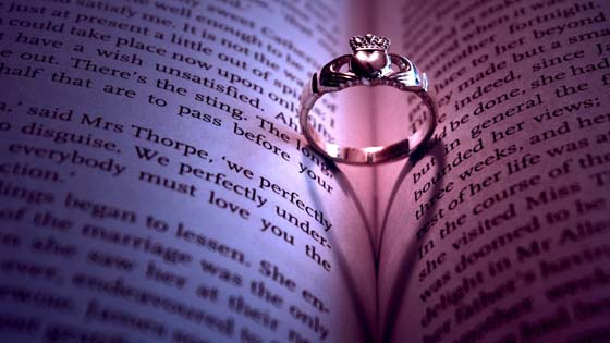 Wallpaper from romantic category