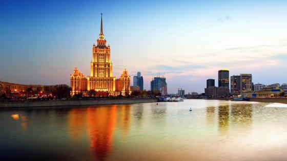 Radisson Royal Hotel Moscow wallpaper