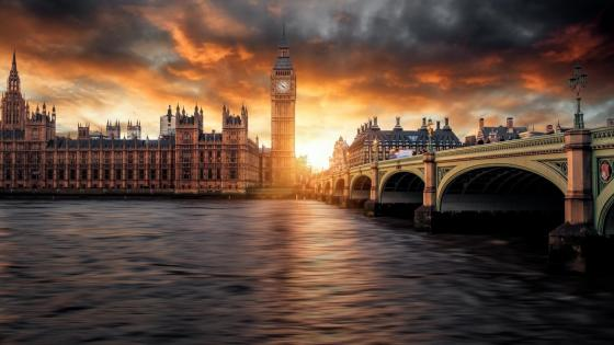 Big Ben, London, United Kingdom wallpaper