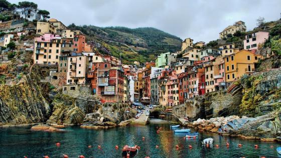 Riomaggiore, Liguria, La Spezia, Italy