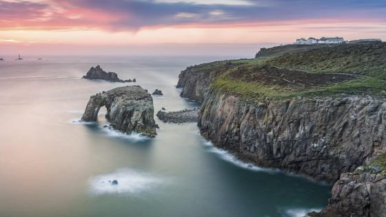 Land's End (Cornwall, England) wallpaper