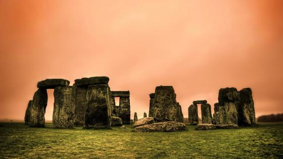 Stonehenge - United Kingdom wallpaper
