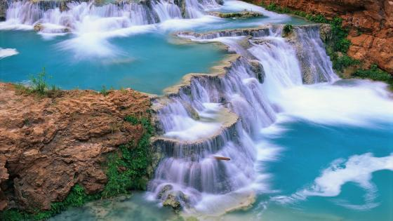 Havasupai Falls wallpaper