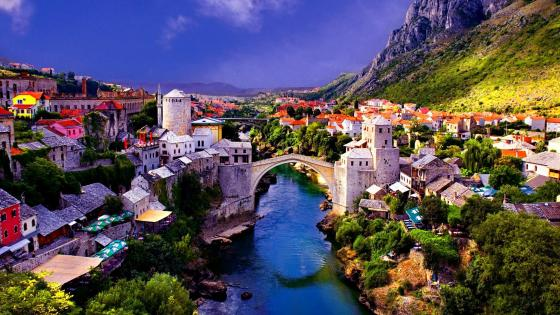 Old Bridge (Mostar) wallpaper