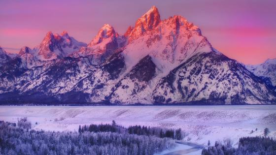 Grand Teton wallpaper