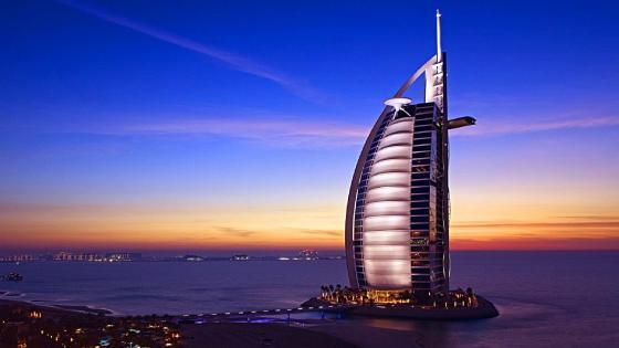 Burj Al Arab (Dubai) wallpaper