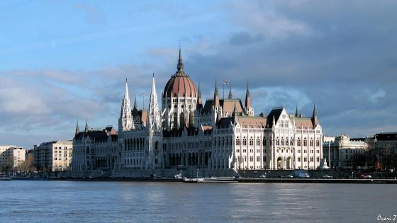 Parliament, Budapest, Hungary wallpaper