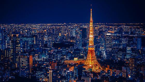 Tokyo Tower wallpaper