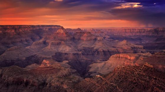 Hopi Point, Grand Canyon wallpaper