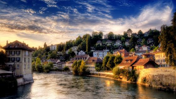 Bern (Switzerland) wallpaper
