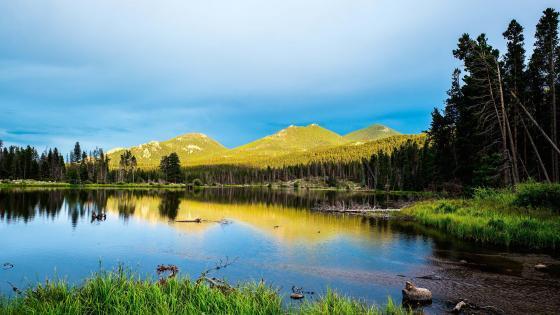 Rocky Mountain National Park wallpaper