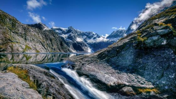 Fiordland National Park - New Zealand wallpaper