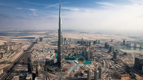 Dubai, Burj Khalifa wallpaper