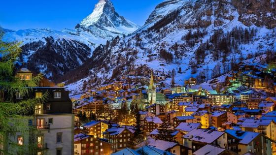 Zermatt - Switzerland wallpaper