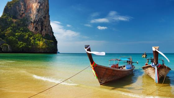Railay Beach - Thailand wallpaper