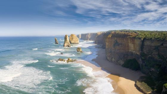 Twelve Apostles (Great Ocean Road) wallpaper